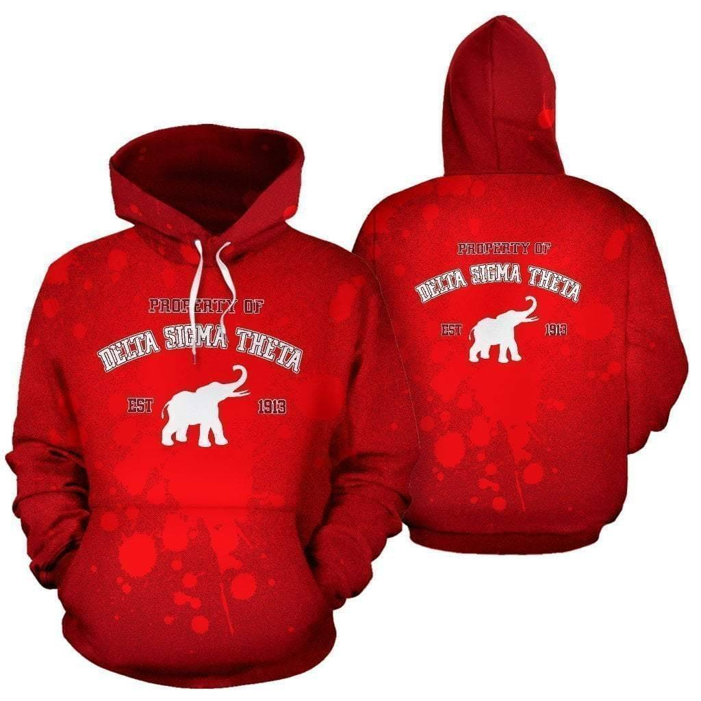 Delta Sigma Theta Founding Year Hoodie - Unique Greek Store