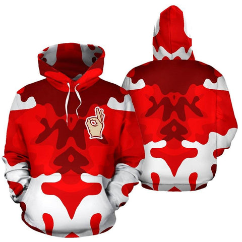 Image of Kappa Alpha Psi Fraternity Hoodie