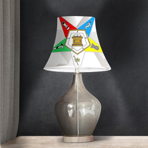 Image of Order of the Eastern Star Bell Lamp Shade