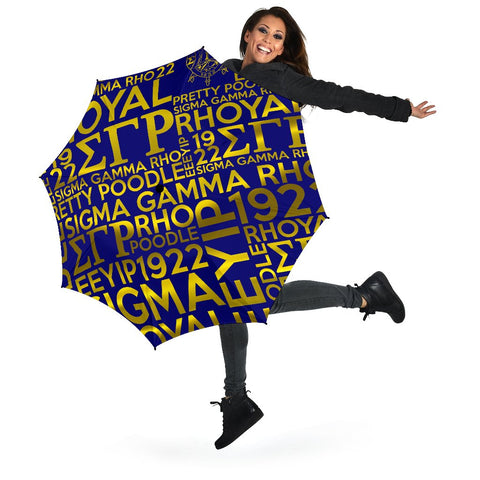 Sigma Gamma Rho 1922 Umbrella