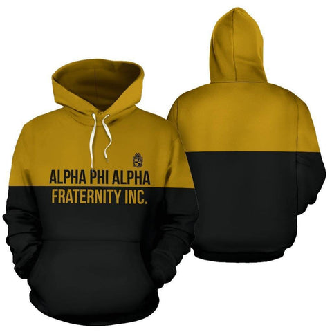 Image of Alpha Phi Alpha Fraternity Inc. Hoodies - Unique Greek Store