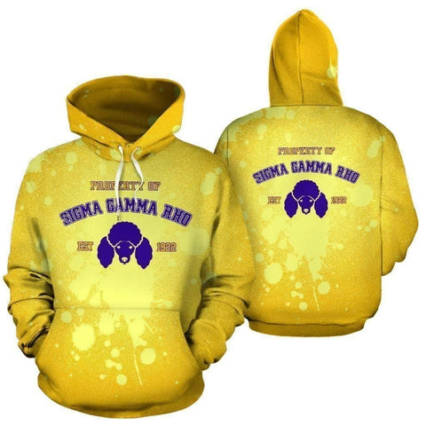 Image of Sigma Gamma Rho Founding Year Hoodie - Unique Greek Store