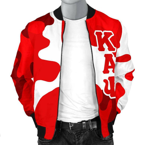 Image of Kappa Alpha Psi Camouflage Jacket