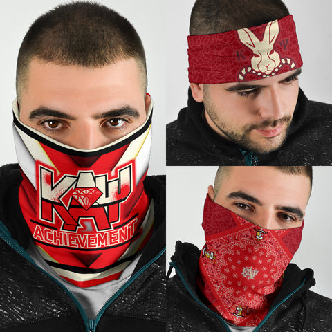 Image of Kappa Alpha Psi 3 Pack Bandana