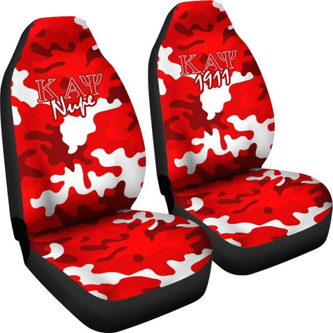 Image of Kappa Alpha Psi Car Seat Cover