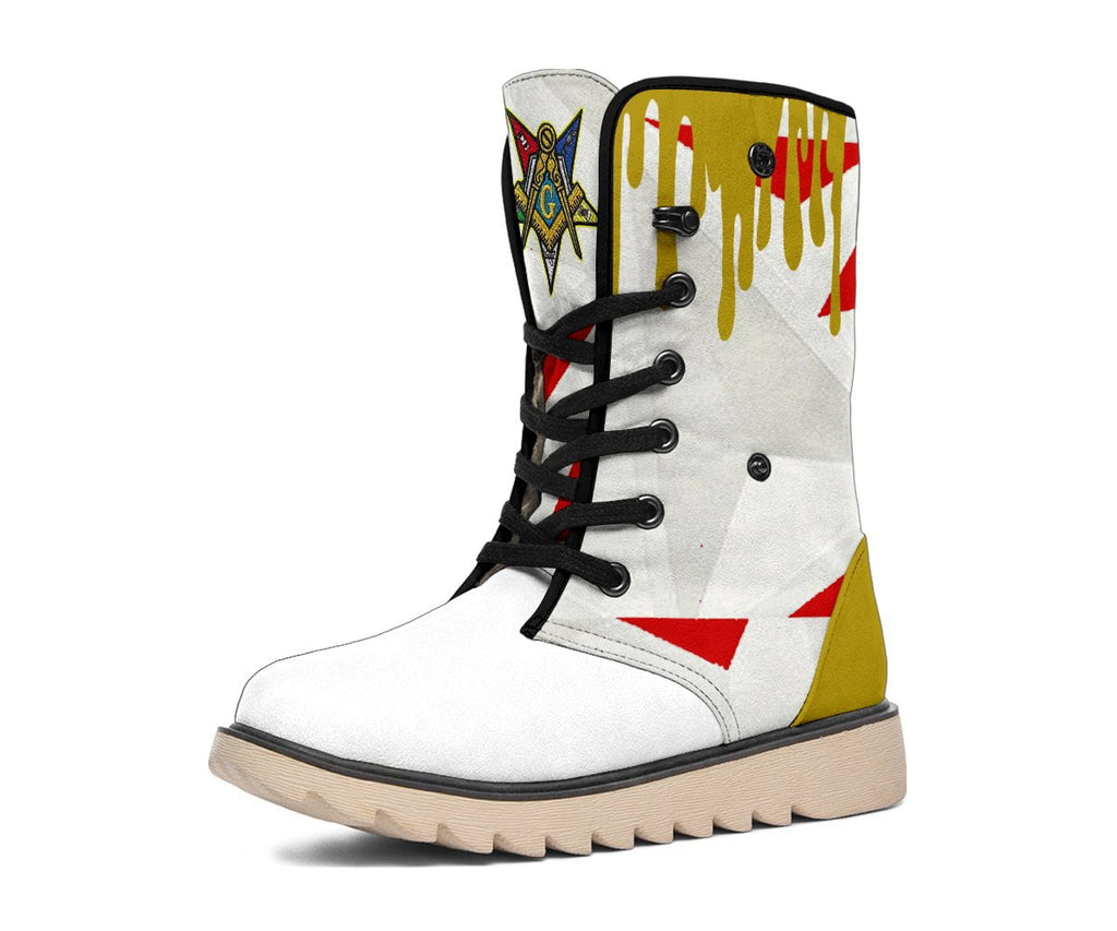 Order of the Eastern Star Polar Boots