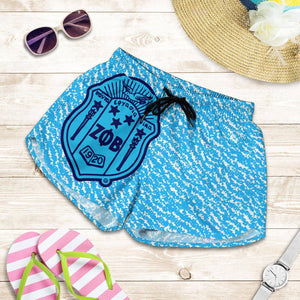 Zeta Phi Beta Women's Shorts