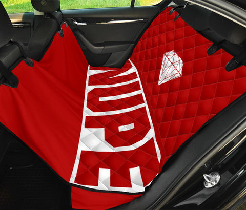 Image of Kappa Alpha Psi Pet Seat Cover