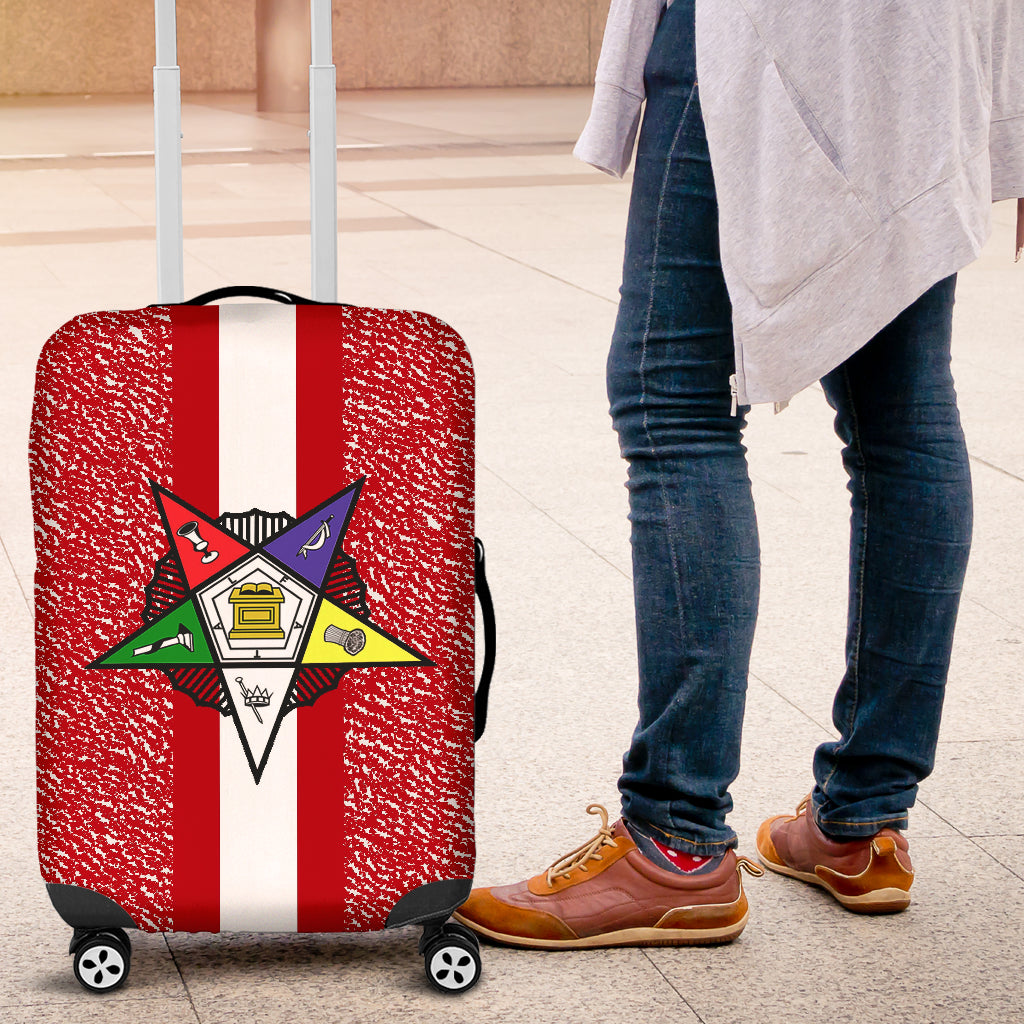 Order of the Eastern Star Emblem Luggage Covers