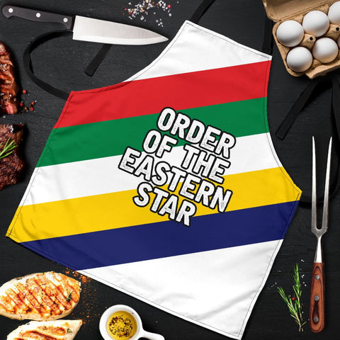 Order of the Eastern Star Apron