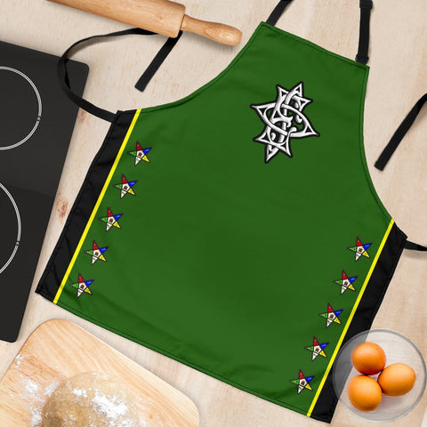 Image of Order of the Eastern Star Women's Apron