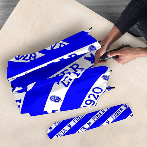 Zeta Phi Beta Umbrella