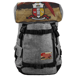 Kappa Alpha Psi Travel Bags - Unique Greek Store