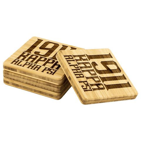 Image of Kappa Alpha Psi Square Coaster