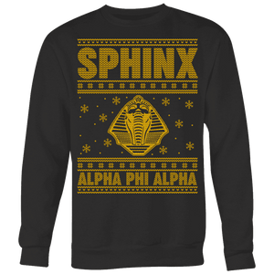 Alpha Phi Alpha 2018 Ugly Christmas Sweater - Unique Greek Store