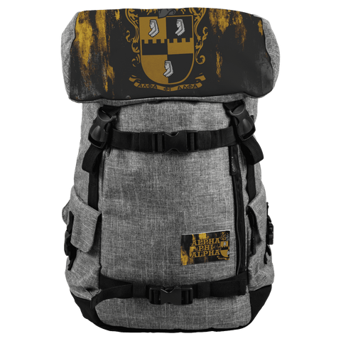 Image of Alpha Phi Alpha Travel Bags - Unique Greek Store