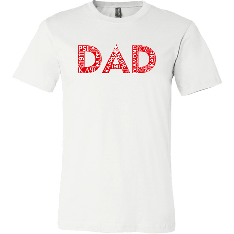 Kappa Alpha Psi Dad Tee