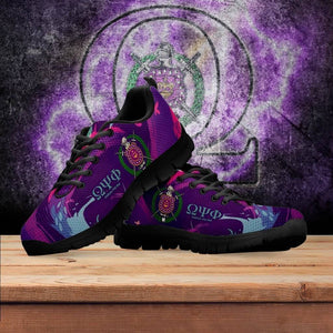 Men's Omega Psi Phi Runners Shoes - Unique Greek Store
