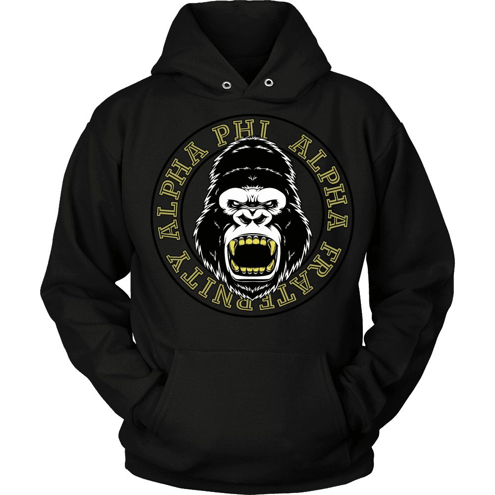 Alpha Phi Alpha Ape Shirt - Unique Greek Store