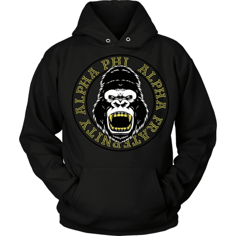 Image of Alpha Phi Alpha Ape Shirt - Unique Greek Store