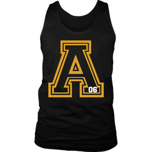 Alpha Phi Alpha Varsity Tank - Unique Greek Store