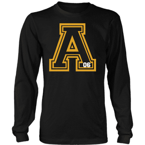 Alpha Phi Alpha Varsity Long Sleeve - Unique Greek Store
