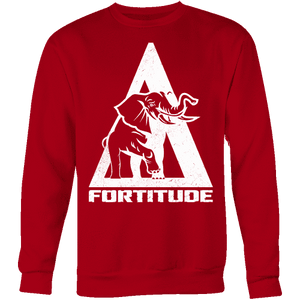 Fortitude Sweatshirt - Unique Greek Store