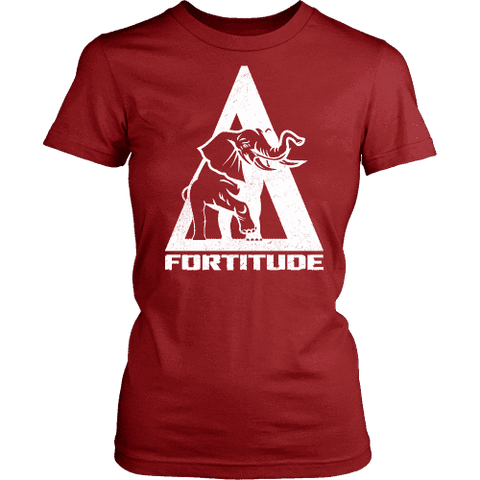 Image of Fortitude Tee - Unique Greek Store
