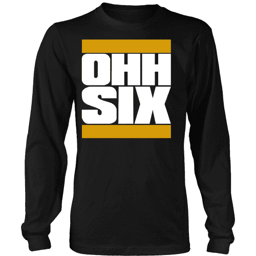 Alpha Phi Alpha OHH SIX Long Sleeve - Unique Greek Store