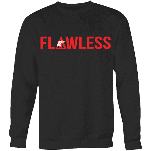 Flawless Sweatshirt - Unique Greek Store