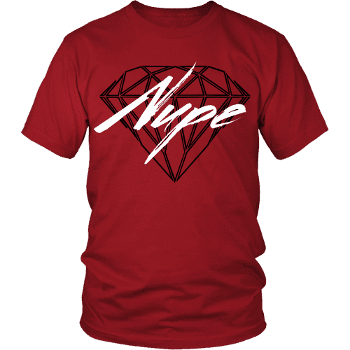Kappa Alpha Psi Nupe Tee - Unique Greek Store