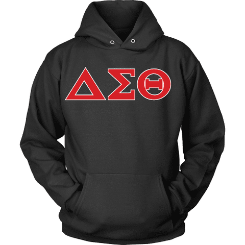 Delta Sigma Theta Letters - Unique Greek Store