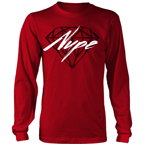 Kappa Alpha Psi Nupe Long Sleeve - Unique Greek Store