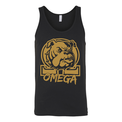 Omega Psi Phi Bull Dog - Unique Greek Store