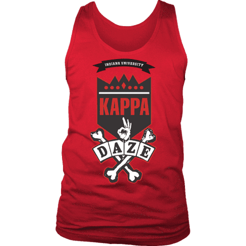 Kappa Alpha Psi Daze Tank - Unique Greek Store