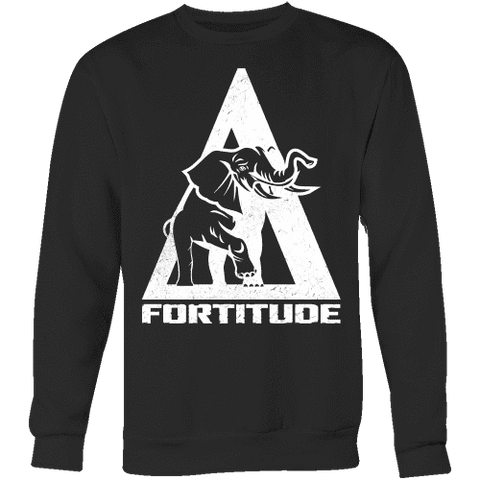 Image of Fortitude Sweatshirt - Unique Greek Store