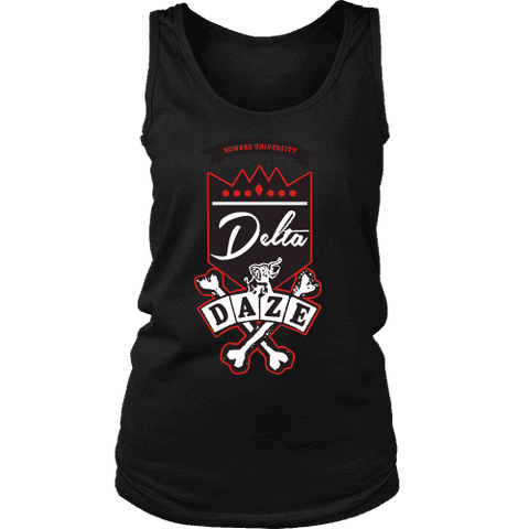 Delta Daze Tank - Unique Greek Store