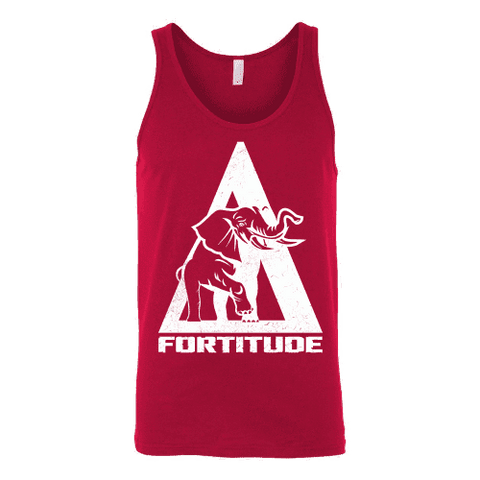 Fortitude Tank - Unique Greek Store