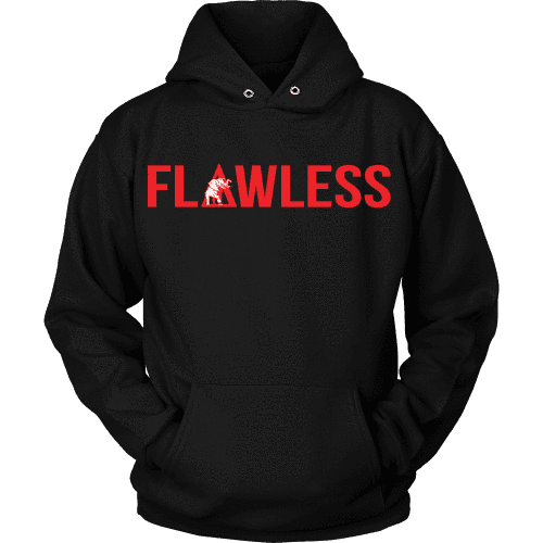 Flawless Hoodie - Unique Greek Store