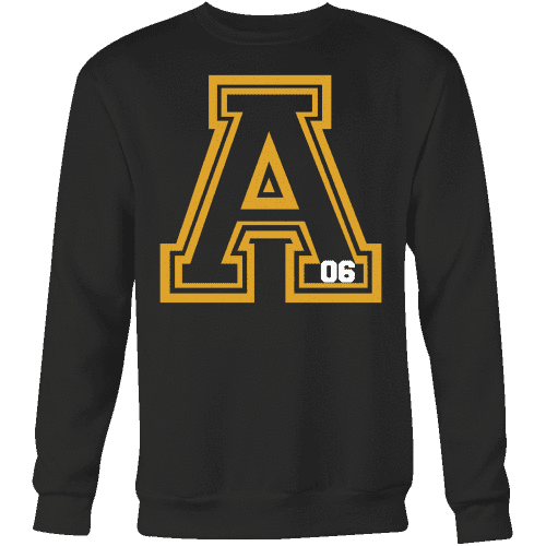 Alpha Phi Alpha Varsity Crew Neck - Unique Greek Store