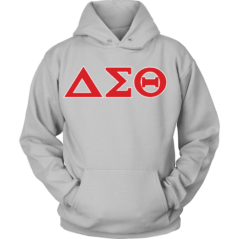 Image of Delta Sigma Theta Letters - Unique Greek Store