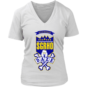 SGRHO Daze V-Neck - Unique Greek Store