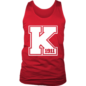 Kappa Alpha Psi Varsity Tank - Unique Greek Store