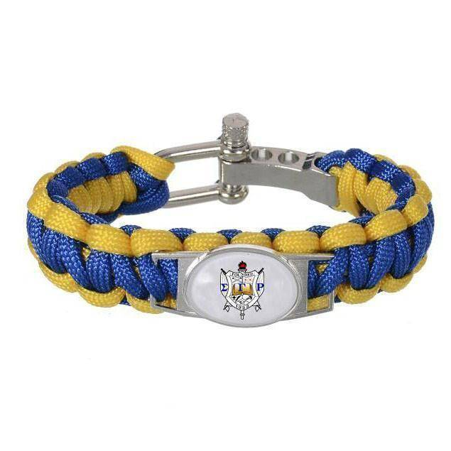 Sigma Gamma Rho Adjustable Bracelet - Unique Greek Store