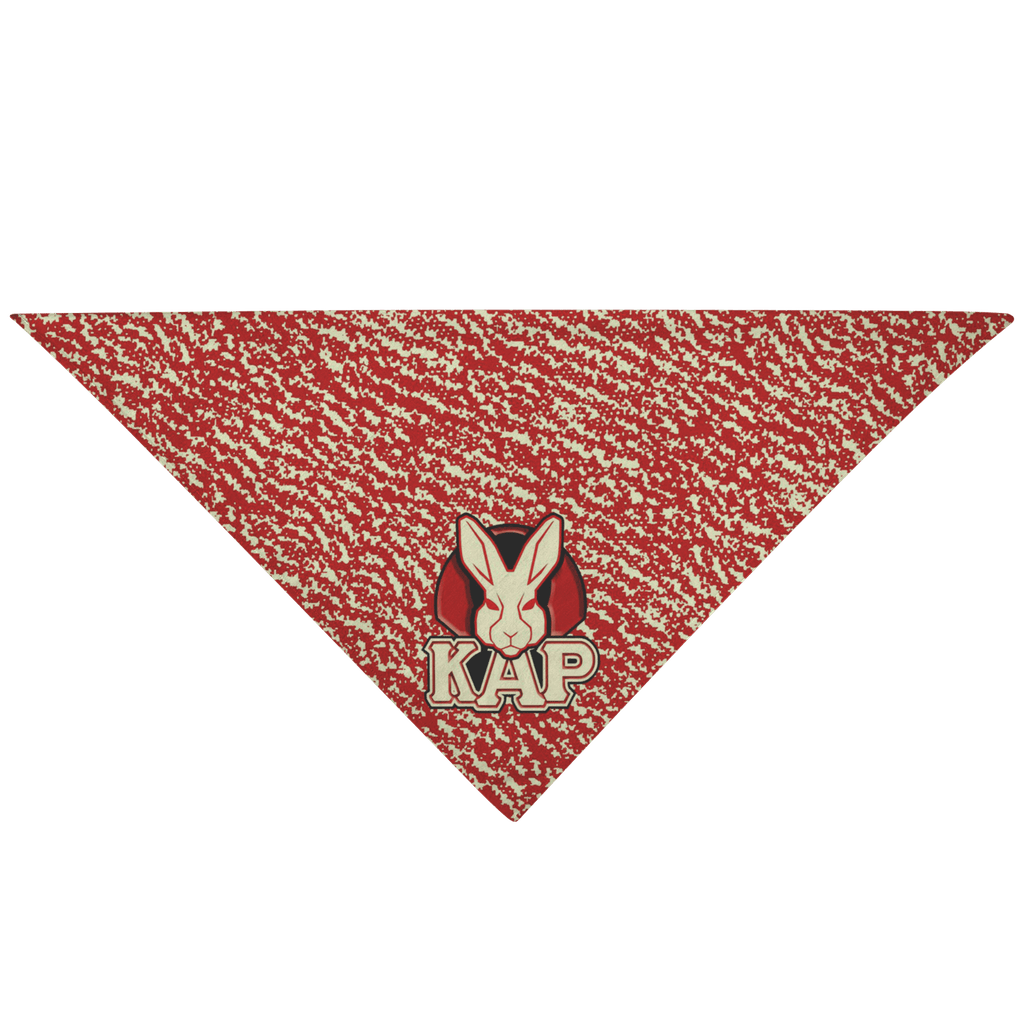 Kappa Alpha Psi Pet Bandana
