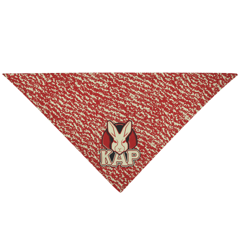 Image of Kappa Alpha Psi Pet Bandana