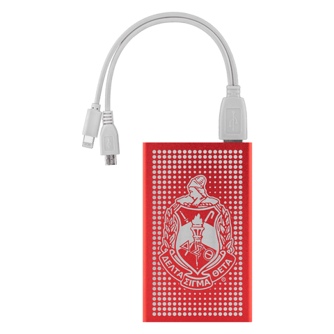 Image of Delta Sigma Theta Power Bank