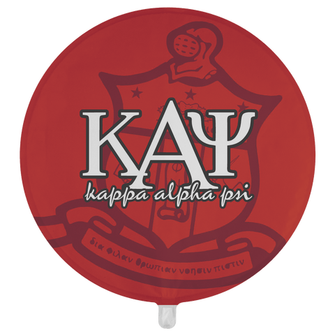 Image of Kappa Alpha Psi Fraternity Balloons
