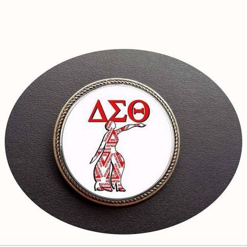 Image of Delta Sigma Theta Customized Lapel Pin