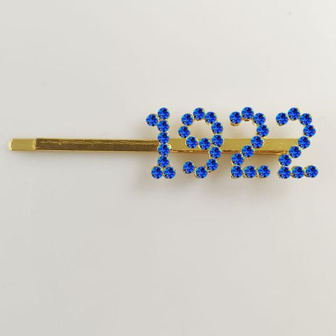 Image of Sigma Gamma Rho 1922 Hair Clips